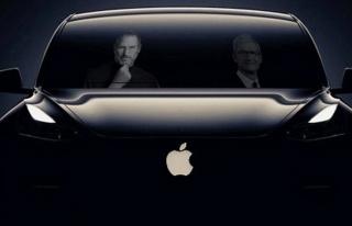 Apple Car için ilk doğrulama