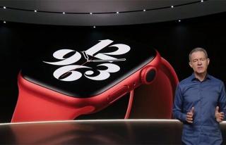 Apple Watch Series 6 tanıtıldı