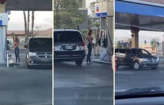 Aracına Benzin Olmak İsteyen Oysa Bir Türlü Yakıt...