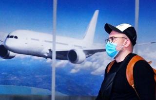 Araştırma: Uçakta Kovid-19 Bulaşma Riski Çok...