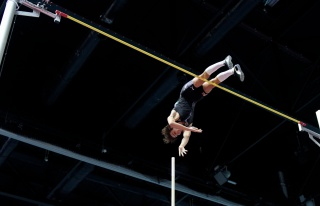 Armand Duplantis, Dünya Salon Atletizm Turu'nda 6...
