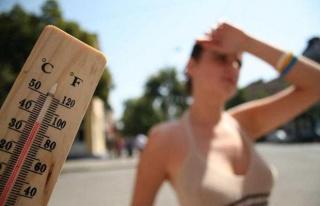Aşırı Sıcaklar Geliyor: Mecbur Değilseniz Dışarı...