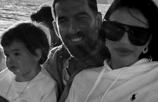 Aslıhan ve Arda Turan çifti ikinci kere anne baba...