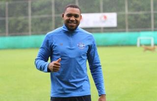 Assombalonga: 'Gurur duyulacak bir takım olmak istiyoruz'