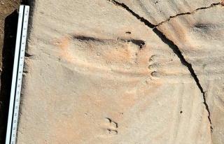 Assos Kazılarında Bir Bebeğin 1300 Yıl Önceden...