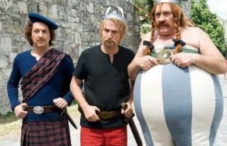 Asteriks ve Oburiks Gizli Görevde konusu ne, oyuncuları...