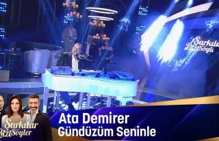 Ata Demirer, 'Şarkılar Bizi Söyler'de Ferdi Özbeğen'den...