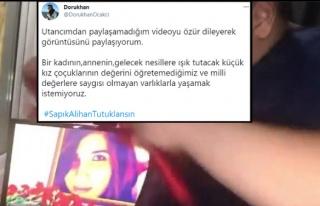 Atatürk'e ve Özgecan Aslan'a Hakaret Edip, 3 Yaşında...