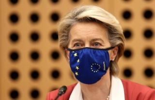 Avrupa Komisyonu Başkanı von der Leyen: 'AB, Kıbrıs'ta...