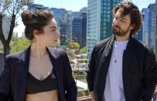 Ayça Ayşin Turan ve Alp Navruz aşkı belgelendi