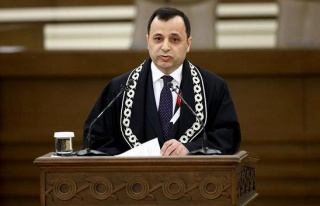 AYM Başkanı Zühtü Arslan: 'Kararların Uygulanmaması,...
