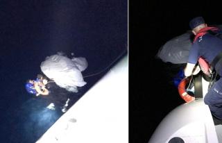 Ayvalık Açıklarında Sığınmacı Botu Battı:...