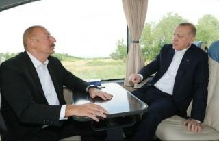 Azerbaycan Cumhurbaşkanı Aliyev'den Cengiz – Kolin...