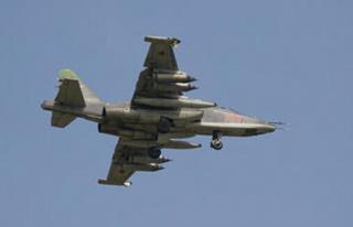 Azerbaycan Ordusu, Ermenistan'ın Bir Su-25 Uçağını...