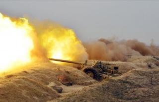 Azerbaycan Ordusu, Ermenistan'ın Tank Ve Toplarını...