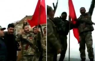Azerbaycan ordusu Türkiye'yi unutmadı! Dağlık...