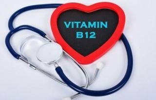 B12 eksikliği sizi hasta edebilir
