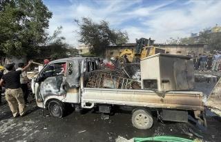 Bağdat'ta Halk Pazarında Patlama: 22 Kişi Hayatını...