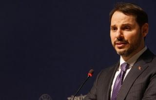 Bakan Albayrak: 'KDV beyannamelerine ilişkin ödemeleri...