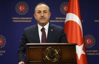 Bakan Çavuşoğlu: Şuşa'nın Azatlığı Kutlu...