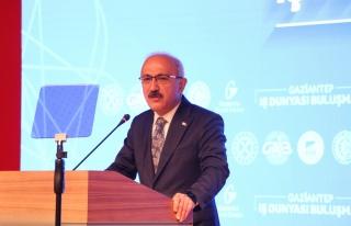 Bakan Elvan: Büyüme için ekonomi diplomasisini...