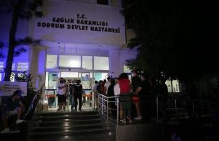 Bakan'ın Açıklamaları Sonrası Bodrum'da Aşı...