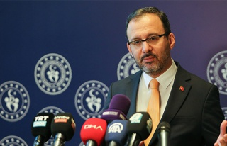 Bakan Kasapoğlu: 'Şiddeti, gerilimi, nefreti, kini...