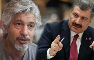 Bakan Koca'dan Behzat Uygur'a 'aşı' yanıtı
