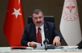 Bakan Koca: 'Mutasyonun Türkiye'deki Oranı Şu Anda...