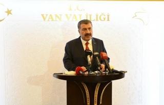 Bakan Koca: 'Ülke genelinde hasta sayıları artışa...
