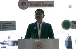 Bakan Kurum: '15 bölgede temizlik çalışmalarını...