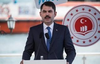Bakan Kurum: 'Artvin'de Yanan Evlerin Yerine 6 Ay...
