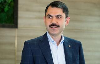 "Bakan Kurum: ""Bundan sonra Ankara'yı yeşil Ankara..."