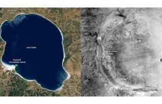 Bakan Kurum: 'Jezero Krateri'ndeki Çalışmanın...