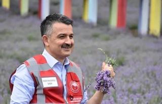 Bakan Pakdemirli: 'Türkiye'de 16 Olan Tabiat Parkı...