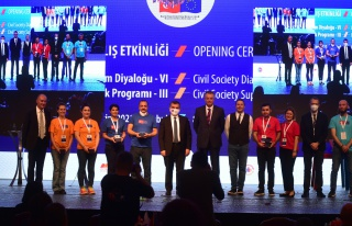 Bakan Yardımcısı Kaymakcı: 'Türkiye'nin Avrupa...