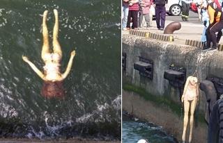Balıkçılar Ceset Sanıp Polisi Aradı, Denizden...