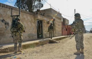 Barış Pınarı Harekatı: Bombalı Araçla Düzenlenen...