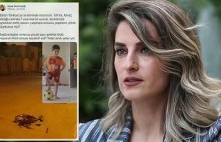 Başak Demirtaş'tan 'Miraç Miroğlu' Paylaşımı:...