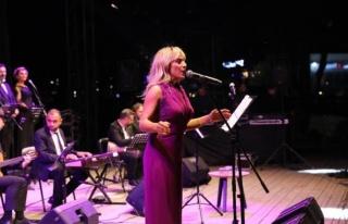 Başakşehir'den Türk sanat müziği nağmeleri yükseldi
