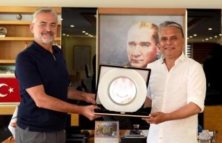 Başkan Uysal: 'Sporu kent kültürü haline getirmek...