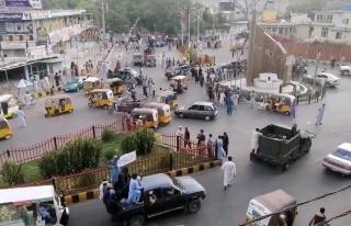 Başkent Kabil'i Kuşatan Taliban, Afganistan'da Yönetimi...