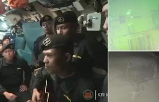 Batan Denizaltıda Hayatını Kaybeden Askerlerin...