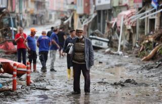Batı Karadeniz'deki Sel Felaketinde Can Kaybı 11'e...