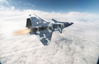 Baykar, İnsansız Savaş Uçağı Projesinden Görseller...