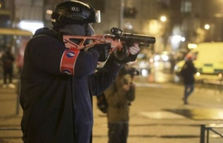 Belçika'da Bir Grup Polisten Meslektaşları Hakkında...