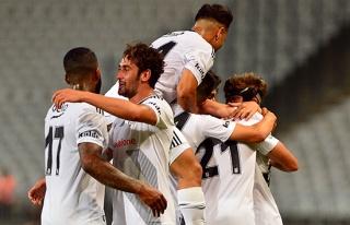 Beşiktaş avantaj peşinde