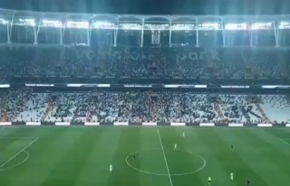 Beşiktaş - Çaykur Rizespor Karşılaşmasında...