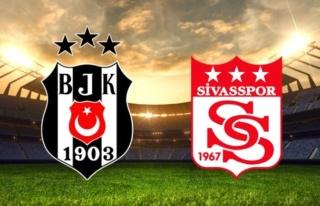 Beşiktaş Sivasspor maçı saat kaçta, hangi kanalda?...