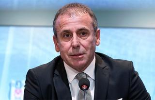 Beşiktaş'ta Teknik Direktör Abdullah Avcı ile...